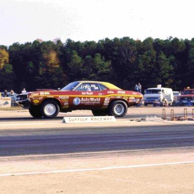 Auto World '70 Challenger SSDA Suffolk 1977