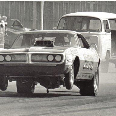 1969 Lew Arrington Brutus Firebird AAFC