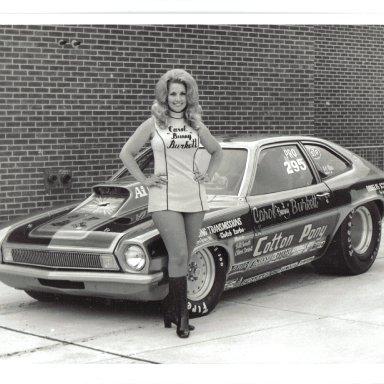 1973 Bunny Burkett