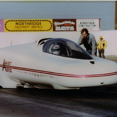 Avirett Bros TF Streamliner