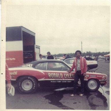 Ronnie Lyles Duster Atco E
