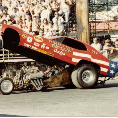 Tommy Ivo Rod Shop Dodge