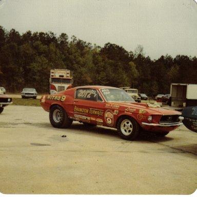 Brandon & Turnage Nitro 9 SSF Mustang