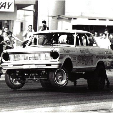 1966 Randy Walls Nova FC