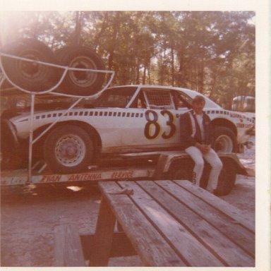 Bob Shryock at volusa Fla in 76