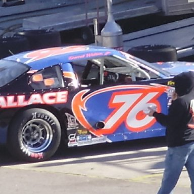 Darrell Wallace, Jr Late Model Stock @ Southern National