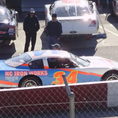David Clark Super Late Model @ Southern National