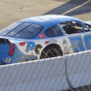 Jamey Caudill Late Model Stock @ Southern National