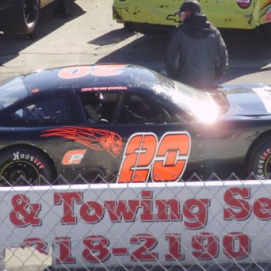John Stancil Super Late Model @ Southern National