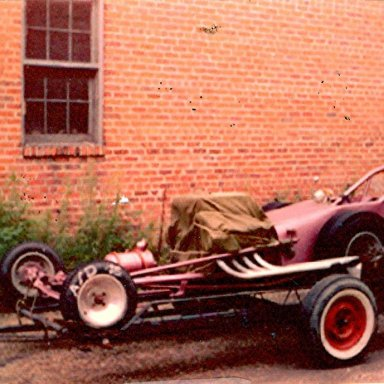 Joe Tucci Trailered