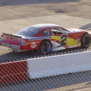 Johnathon Cash Late Model Stock @ Southern National