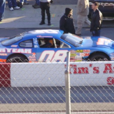 Deac McCaskill Late Model Stock @ Southern National