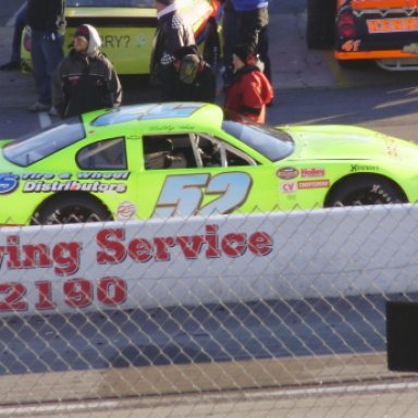 Clay Rogers Late Model Stock @ Southern National