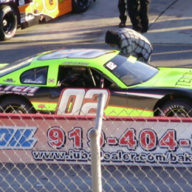 Joey Coulter Late Model Stock @ Southern National