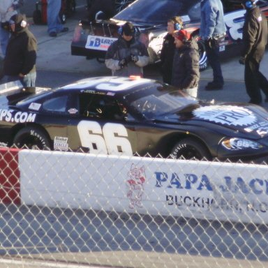 Steven Wallace Late Model Stock @ Southern National