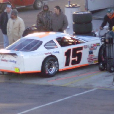 Michael Rouse Late Model Stock @ Southern National