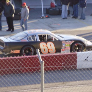 Andrew Thomas Late Model Stock @ Southern National