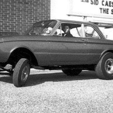 My 60 Ford Falcon Street Car