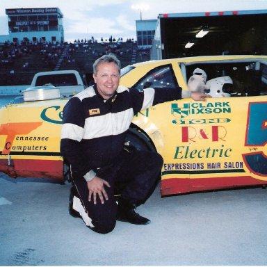 Jeff Gilder, Car  No. 51