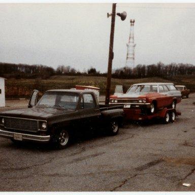 66 Wagon  at 75-80