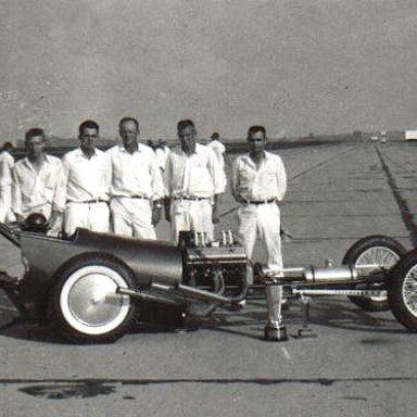 Nobles Car Club - SiouxCity 1960