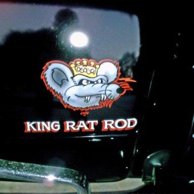 King Rat Rod
