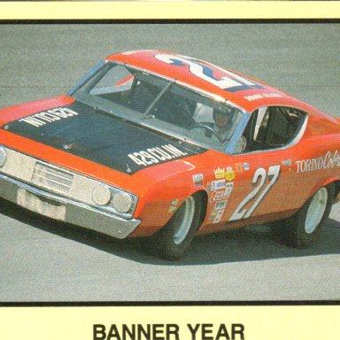 1970 #27 Donnie Allison