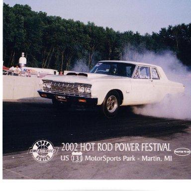 Denny at  Martin 2002
