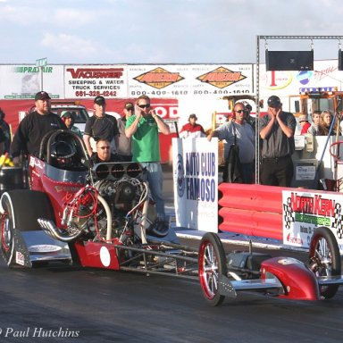Darrell Waters - A/Fuel - 09 March Meet