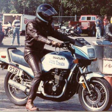 '83 Suzuki GS 550