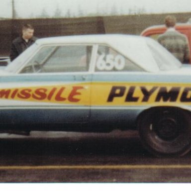 Missile / WinterNationals 1965