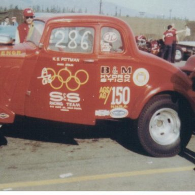 K.S.Pittman / WinterNationals 1965