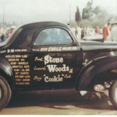 Stone Woods Cook / WinterNationals 1965.