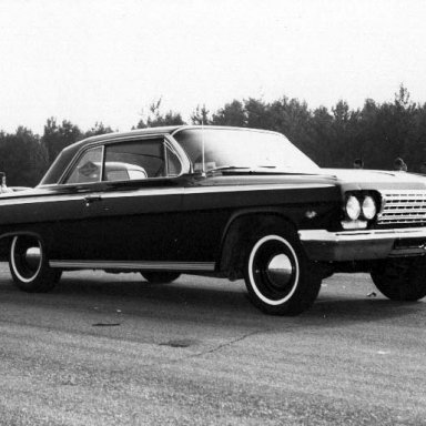 Sanford Drags 1963