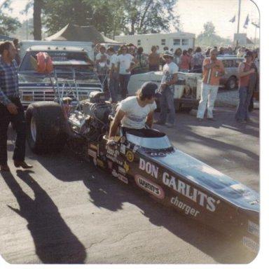 Garlits POP ROD 1976