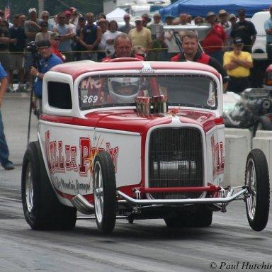 """Hell Za Pop'n"" - Wheels Up -2008 NHRR Bowling Green"