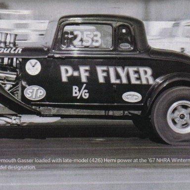 P-F Flyer