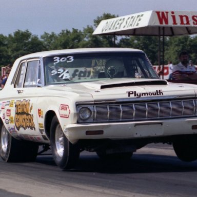 Howard Comstock 64 HEMI