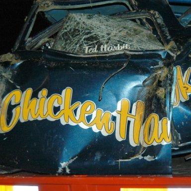 CHICKEN HAWK