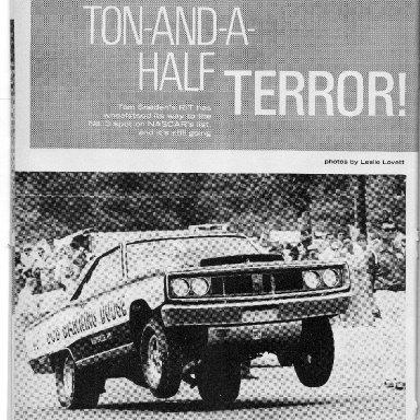 Tom Sneden- Banning Dodge U/S 1967
