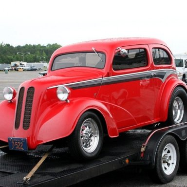 Red Anglia-16 May L:GN VMP