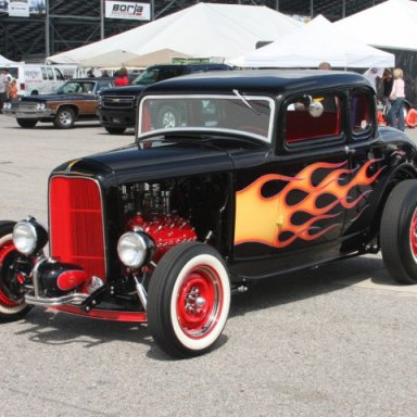 Flamed Deuce Coupe- 16 May LGN VMP