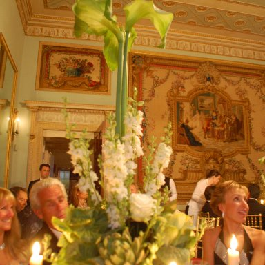 The Goodwood House was our host for formal dinners and enteratinment