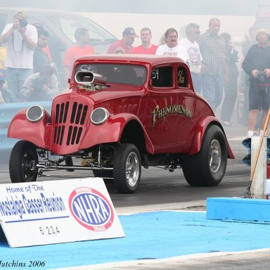 "Ed Kasicki's ""Phenomenon""_Thompson, Ohio Gasser Reunion 2006"