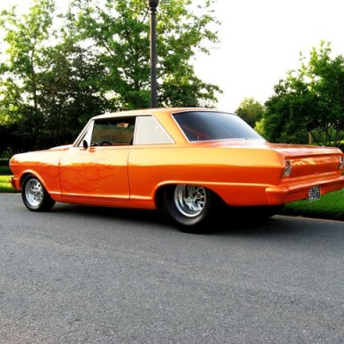 My 64 Chevy II