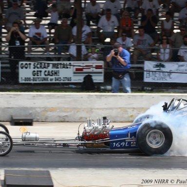 Jim Rodarmel at 2009 NHRR Bowling Green