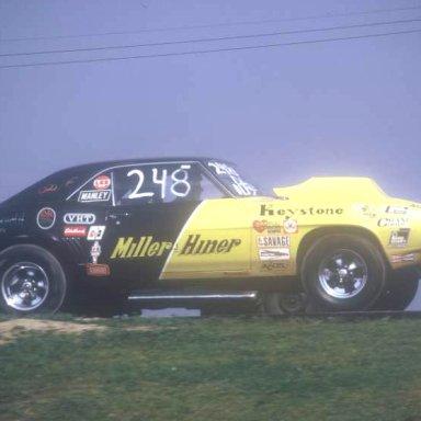Miller-Hiner 68 camaro  photo by Todd Wingerter