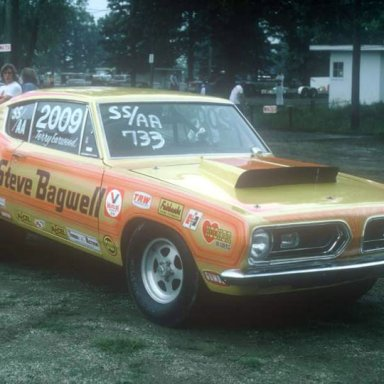 Terry Earwood-Bagwell ss-a dragway 42 Todd Wingerter photo