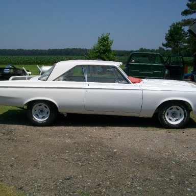 65 Plymouth 127