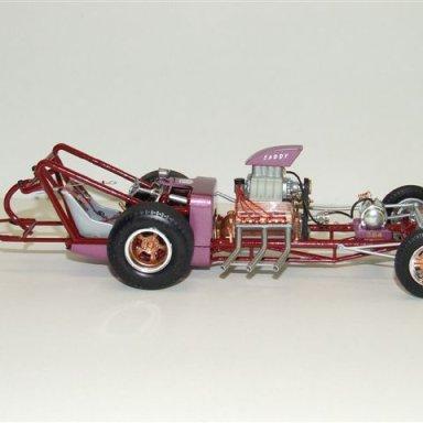 33 willys model  body off built by Todd Wingerter